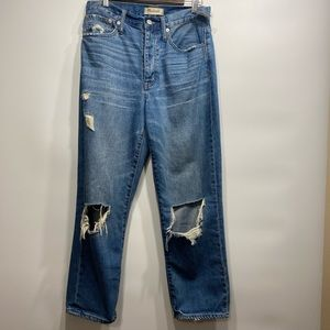 Madewell the dad Jean 26